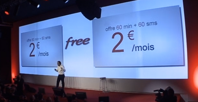 Free-Mobile-conference-Xavier-Niel-Offre-2-euros