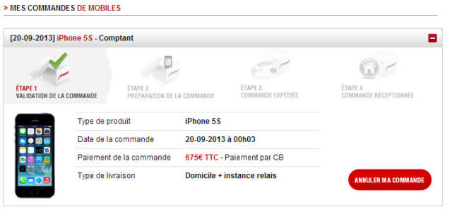 commande iphone 5s free mobile 640x300 iPhone 5S disponible chez Free Mobile