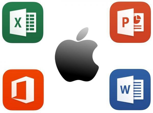 microsoft office devient gratuit sur ios. Black Bedroom Furniture Sets. Home Design Ideas