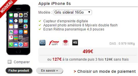 iphone-5S-Free-mobile