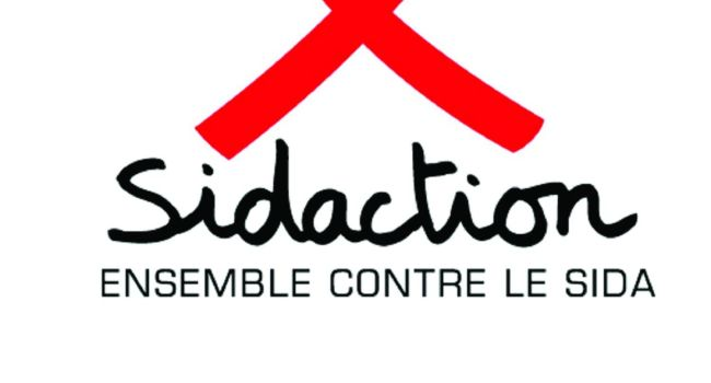 image logo sidaction