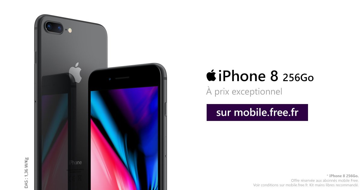 Iphone  Red Bouygues
